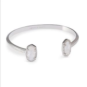 Perfect condition silver Kendra scott bracelet!